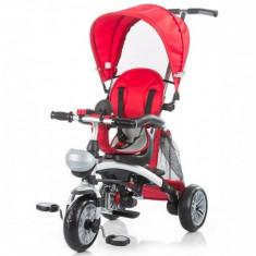 Tricicleta Maverick Red Chipolino - Tricicleta copii