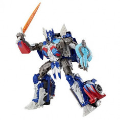 Robot Transformers Premier Voyager Optimus Prime - Figurina Povesti Hasbro