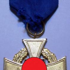 I.703 GERMANIA AL III-LEA REICH DECORATIE NAZISTA 40 Years Faithful Service