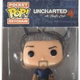 Breloc Pocket Pop Uncharted Nathan Drake