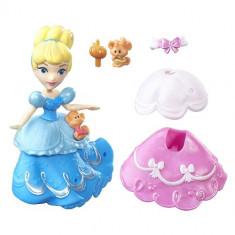 Figurina Disney Little Kingdom Printesa Cenusareasa - Figurina Povesti Hasbro