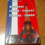 Dictionar frances roman, roman francez