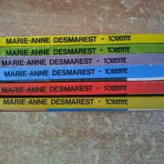 Marie-Anne Desmarest – Torente {6 volume} - Roman