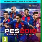Pes 2018 Pro Evolution Soccer Xbox One - Jocuri Xbox One