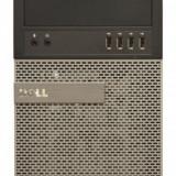 Calculator Dell Optiplex 790 Tower, Intel Core i3 Gen 2 2100 3.1 GHz, 4 GB DDR3, 250 GB SATA, DVD-ROM, Windows 7 Home Premium, 3 Ani Garantie - Sisteme desktop fara monitor