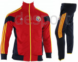 Trening Nationala Romaniei - Romania - Bluza si pantaloni conici - Masura S, Din imagine