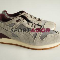 Adidasi Puma Duplex Casual 44.5EU- originali, factura si garantie - Adidasi barbati Puma, Culoare: Gri, Piele intoarsa