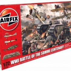 Kit Constructie Airfix Batalia De La Somme Centenary Scara 1:72 - Set de constructie