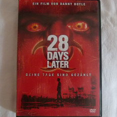 28 day later  - dvd