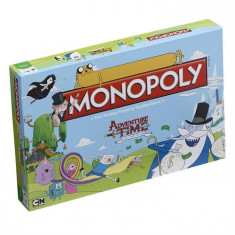 Joc Monopoly Adventure Time Edition Board Game