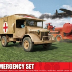 Kit Constructie Airfix Set 2 Masini Emergency - Set de constructie