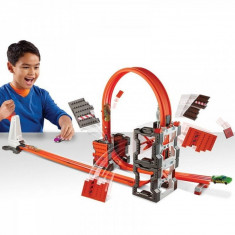 Set Hot Wheels de piste Crush Kit Mattel - Masinuta