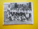 HOPC  38 G  FOTOGRAFIE VECHE PIONIERI IN ANUL 1961  - D= 90/60  MM-