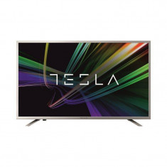 Televizor TESLA Led Smart 43S606SUS Ultra HD 4K 109cm Silver - Televizor LED Tesla, 108 cm, Smart TV