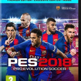 Pes 2018 Pro Evolution Soccer Pc - Joc PC Konami