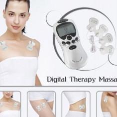 Aparat de masaj cu electrostimulare pe patru zone - Echipament de masaj