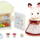 Jucarie Sylvanian Families Chocolate Rabbit Mother Set - Jocuri arta si creatie