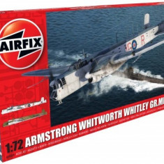 Kit Constructie Airfix Armstrong Whitworth Whitley Mk.Vii Scara 1:72 - Set de constructie
