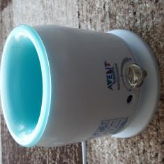 Incalzitor electric pentru biberon Philips AVENT - incalzitor si sterilizator