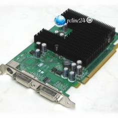 Placa video Nvidia Geforce 7300LE 256MB dual DVI, TV-Out - Placa video PC Gigabyte, PCI Express