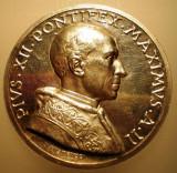 5.603 ITALIA VATICAN MEDALIE PAPA PIUS XII 1940 AN II ARGINT 37,3g MISTRUZZI, Europa