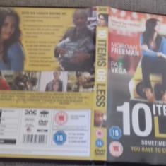 10 Items or less - DVD [B] - Film drama, Engleza