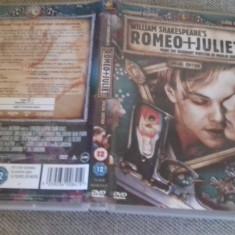 William Shakespeare's Romeo + Juliet - Special Edition - DVD [B] - Film drama, Engleza