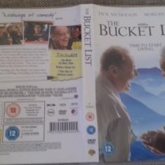 The Bucket List - DVD [C] - Film comedie, Engleza