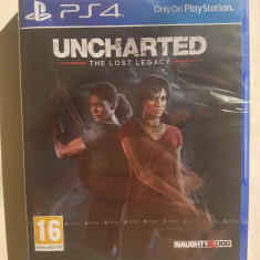 Uncharted the lost legacy Ps4 - Jocuri PS4