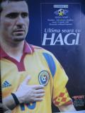 Romania - Selectionata Mondiala (24 aprilie 2001) / Ultima seara cu Hagi