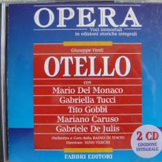 Verdi - Otello - 2 cd - Muzica Opera Altele