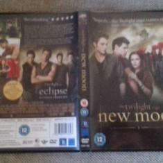 Twilight - New moon - DVD [A] - Film drama, Engleza