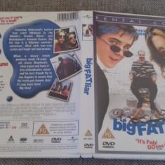 Big fat liar - DVD [B] - Film comedie, Engleza