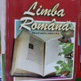 LIMBA ROMANA CLASA A VI A - IONESCU, JERCEA - Manual scolar, Clasa 6