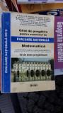 Ghid De Pregatie Pentru Examenul De Evaluare Nationala Matematica 50 TESTE