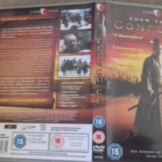 Confucius - DVD [B] - Film actiune, Engleza