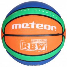 Training RBW Minge baschet Meteor portocaliu n. 5, Marime: 5