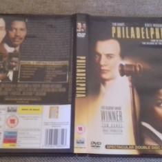 Philadelphia Collector's Edition - DVD [A] - Film drama, Engleza