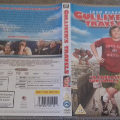 Gulliver's travels - DVD [A] - Film comedie, Engleza
