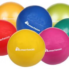 Overball Rubber albastru 20 cm - Minge Fitness, Minge gimnastica