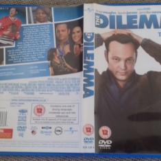 Dilemma - DVD [B, cd] - Film comedie, Engleza