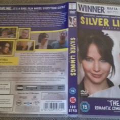 Silver linings playbook - DVD [B] - Film drama, Engleza