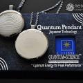 Pandantiv Scalar Cuantic Torsionar din Cenusa Vulcanica si Turmalina INOX ORG219