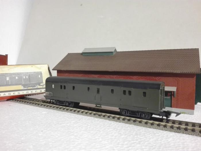 Vand vagon posta JOUEF scara HO