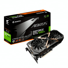 Gigabyte Aorus 1080 TI Xtreme Edition - Placa video PC