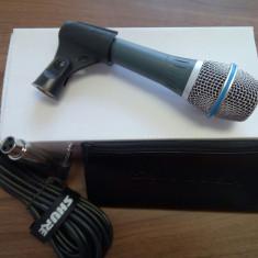 Microfon Altele Shure Beta 87