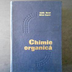 EDITH BERAL * MIHAI ZAPAN - CHIMIE ORGANICA