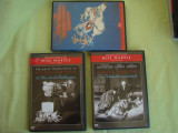 Lot 3 D V D-uri - Trenul de Paddington / Dupa Inmormantare -  Agatha Christie, DVD, Romana