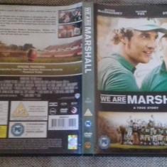 We are marshall - DVD [B] - Film drama, Engleza