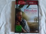 The Descendants - dvd, Engleza